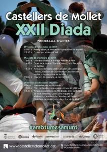 CdM Diada 2014 - Cartell A3