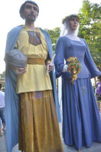 En Vicenç i na Marinette